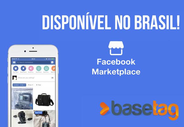 Marketplace é lançado oficialmente no Brasil pelo Facebook