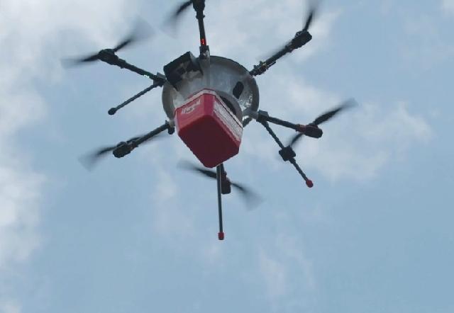 iFood anuncia serviço de entrega a domicílio por drones no Brasil