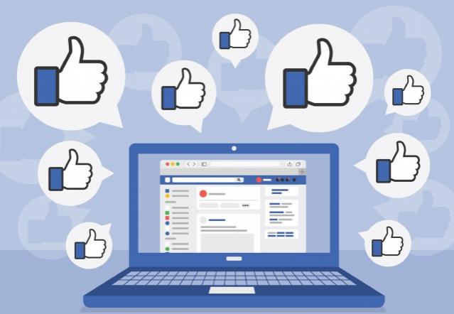 Facebook tem aumento no engajamento de usuários